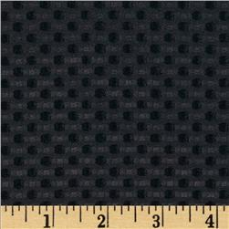 Betty Jacquard Black/Black Fabric