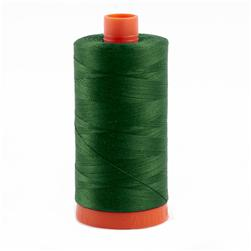 Aurifil Quilting Thread 50wt Emerald