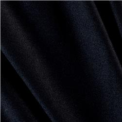 ITY Stretch Knit Solid Black