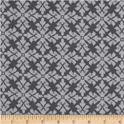 Bliss Damask Grey