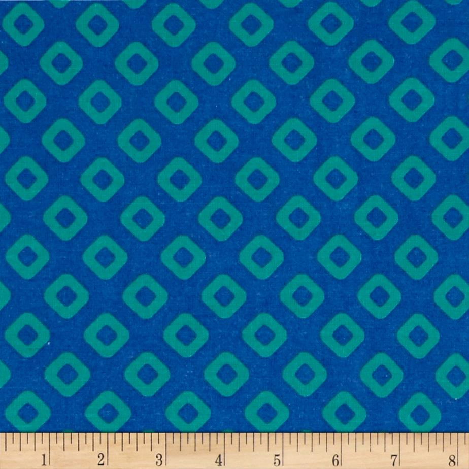 "Dixie 108""Wide Diamonds Blue"