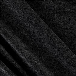 Rayon Spandex Jersey Knit Solid Charcoal