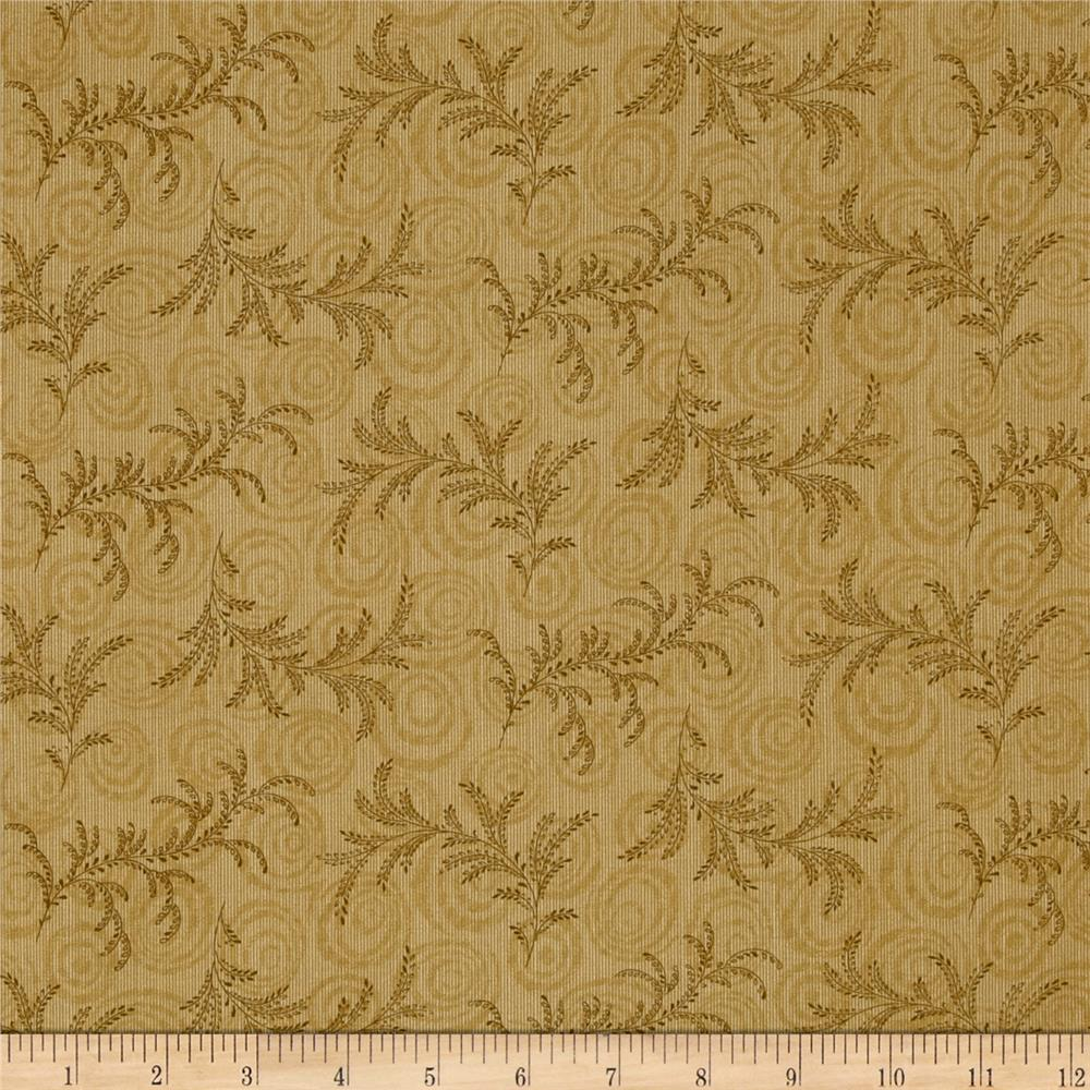 Windham Ophelia Moire Fun  Gold