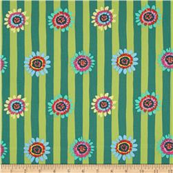 Kaffe Fassett Sateen Regency Green