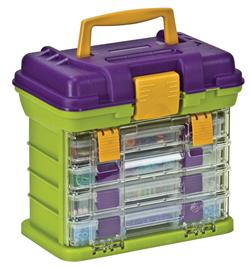 Creative Options Grab N' Go 4-By Rack System Craft Organizer