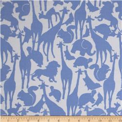 Michael Miller Cynthia Rowley Oh Baby Flannel Animal
