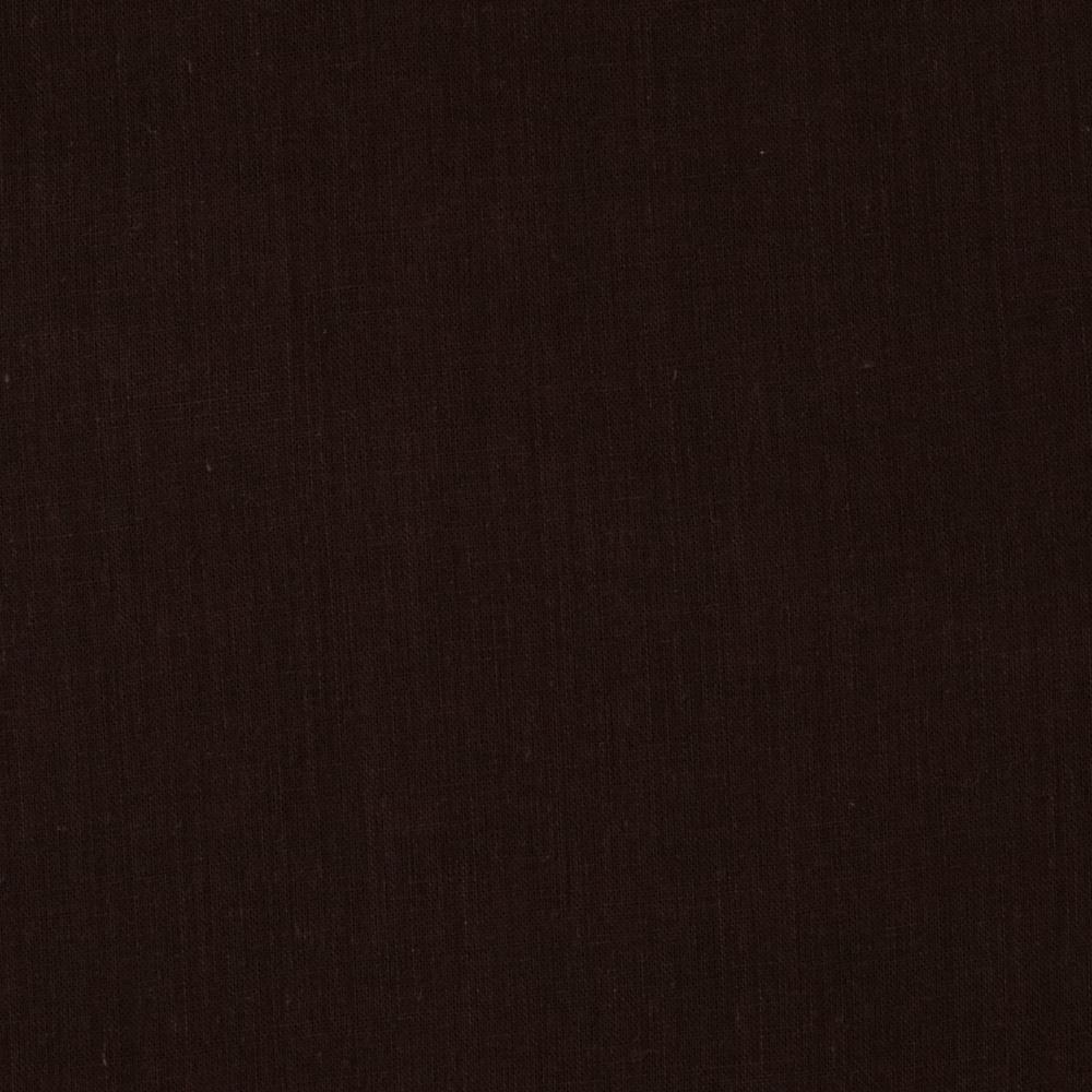 Cotton Voile Dark Brown