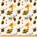 Northwoods Acorns And Leaves Cream