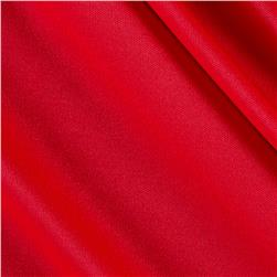 Nylon Activewear Knit Solid Crimson