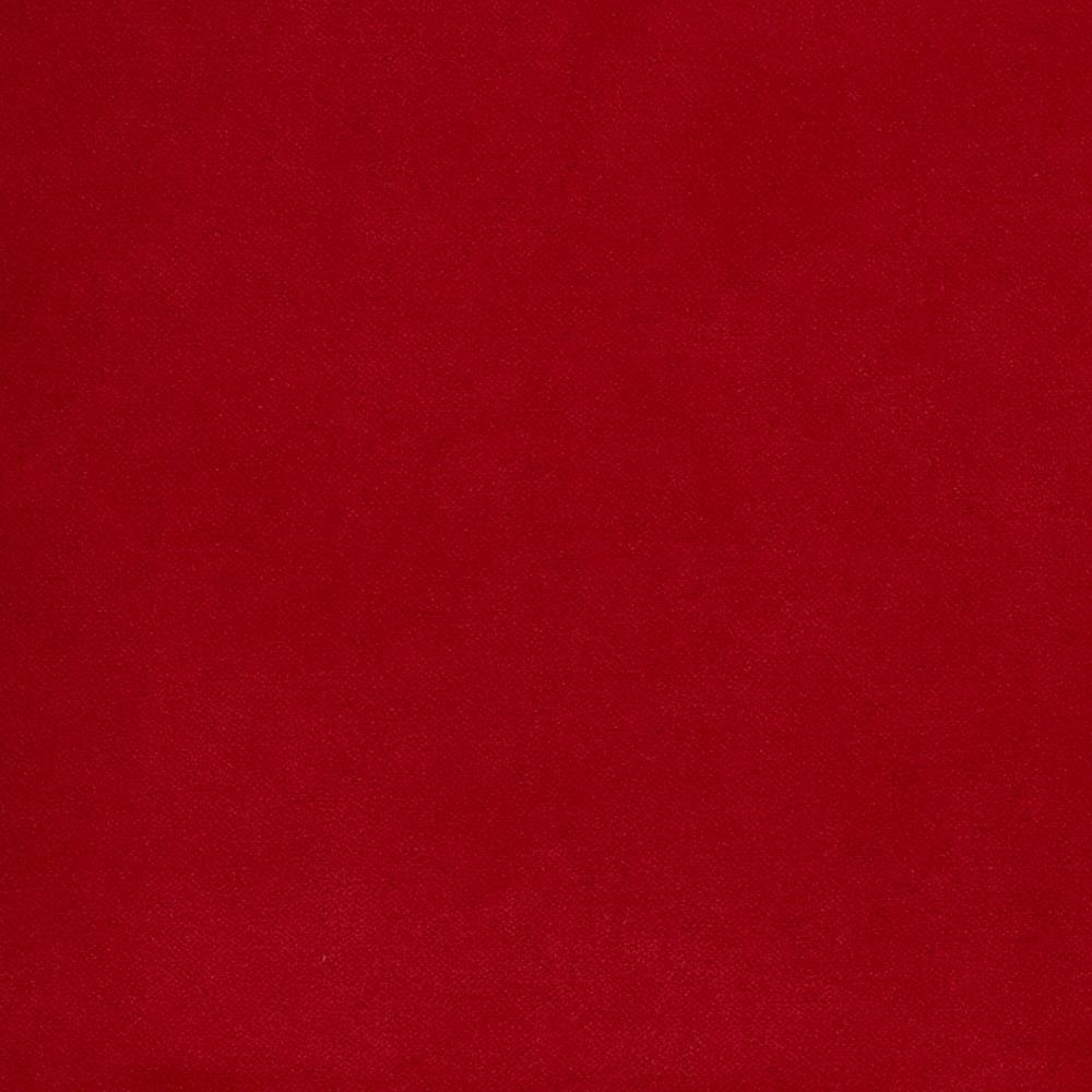 Ramtex Microsuede Chinese Red