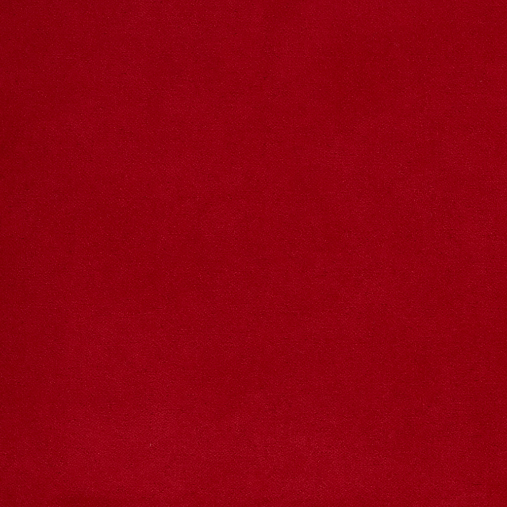 Image of Ramtex Microsuede Chinese Red Fabric