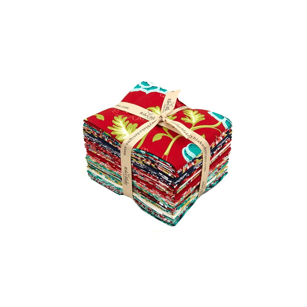 Riley Blake La Vie Boheme Fat Quarter Multi
