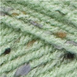 RED HEART SUPER SAVER YARN 4361 FROSTY GREEN FLECK