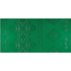 Stretch Floral Lace Green