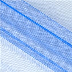 54'' Wide Nylon Tulle Regal Royal Fabric