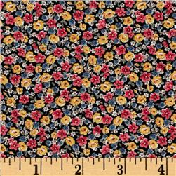 Timeless Treasures Chloe Packed Ditsy Floral Multi