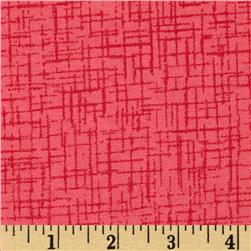 110 In. Wide Quilt Back Betula Flannel Pink