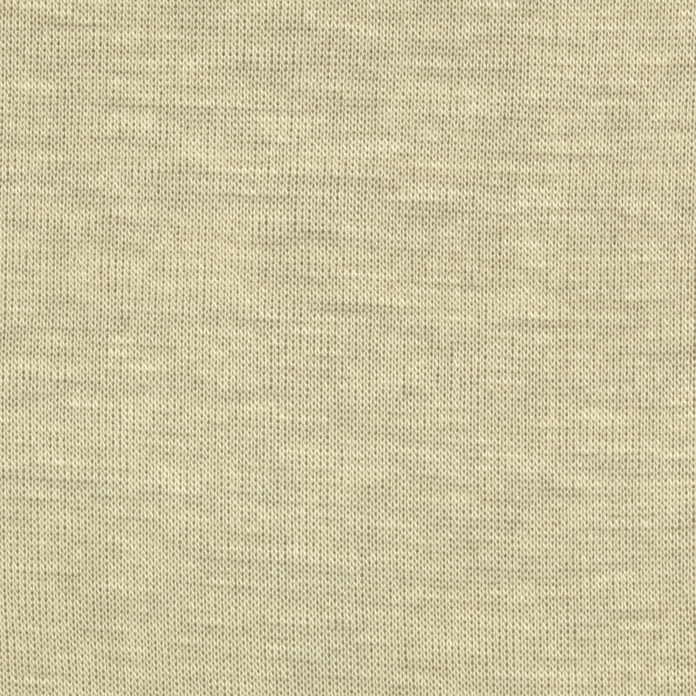 Stretch Tissue Hatchi Knit Cream Fabric