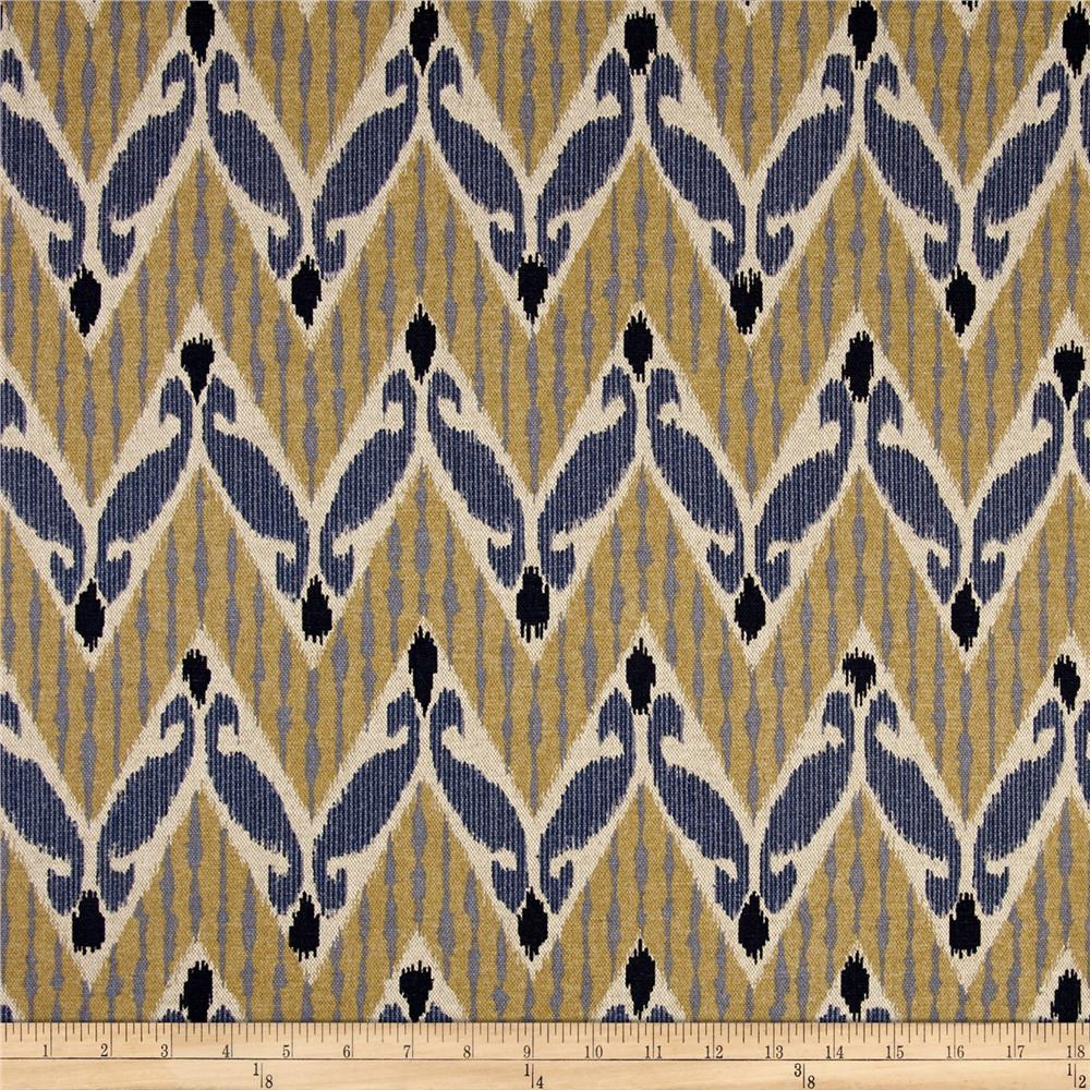 Lacefield Zig Zag Indian Blue