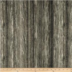Stonehenge Hidden Valley Flannel Abstract Stripe Grey