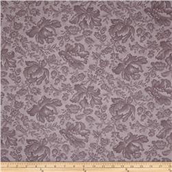 Moda Whitewashed Cottage Damask Heather