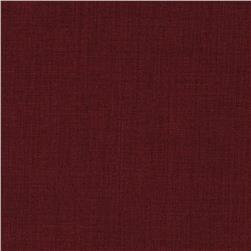 Xanadu Uniform Solid Burgundy
