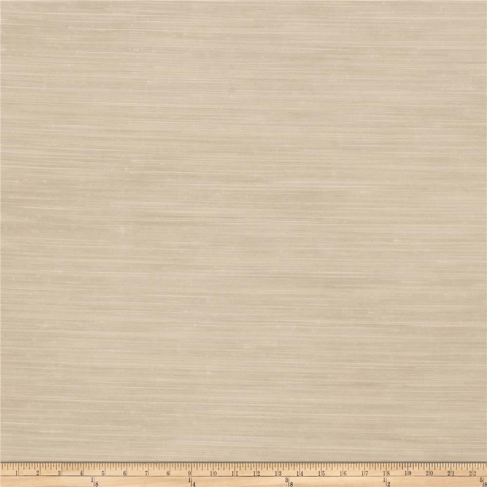 Trend 03594 Faux Silk Solid Sisal