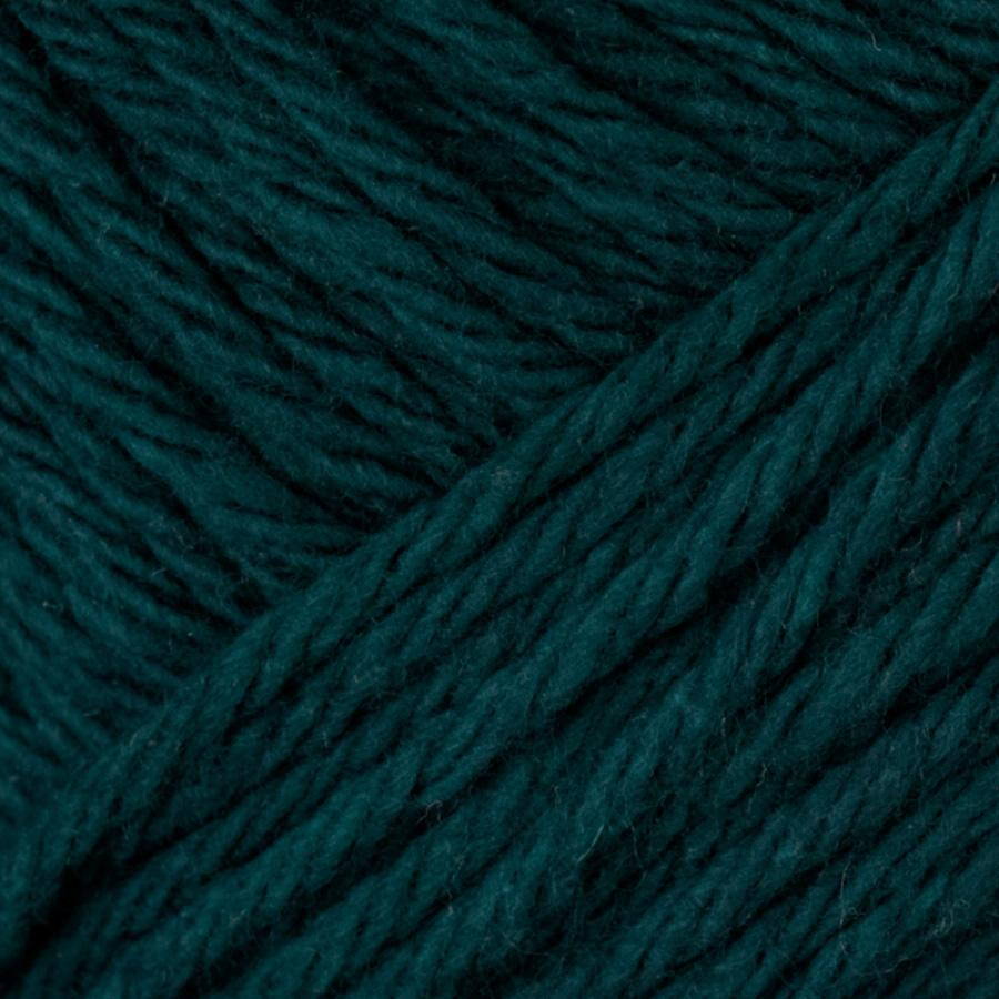 Lion Brand Lion Cotton Yarn (131) Forest Green
