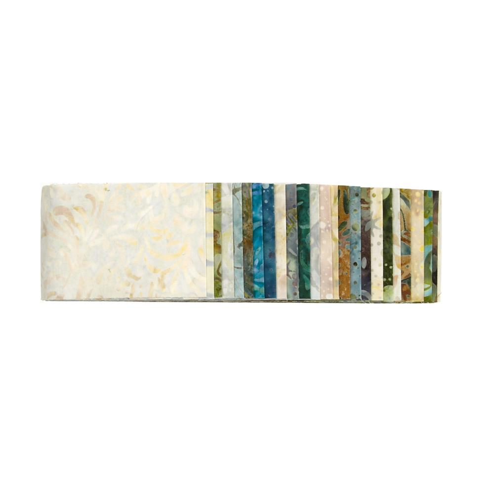 "Wilmington Jewels Teal Me About It 2.5"" Strips"