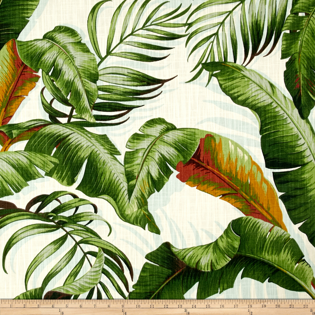 Tommy Bahama Home Dec Palmiers Agate Fabric by Waverly in USA