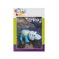 Melly & Me Crikey Stuffed Toy Pattern