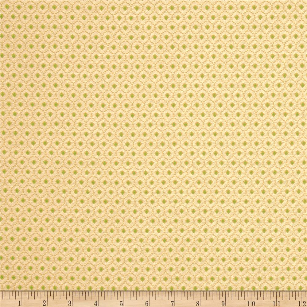 Robert Allen Promo Sea Dream Jacquard Olive