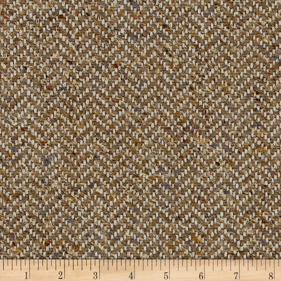 Clarence House Maxwell Tweed Hickory
