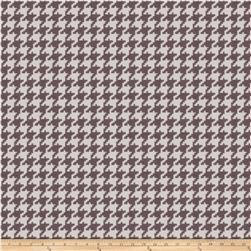 Fabricut Houndstooth Jacquard Grape