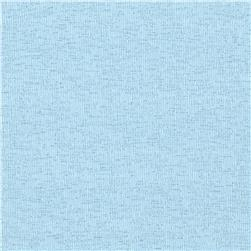 Designer Jersey Knit Tissue Light Blue