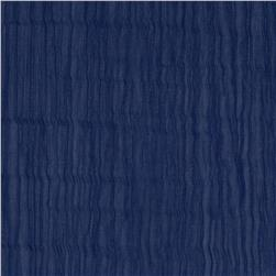 Crinkle Chiffon Royal Blue