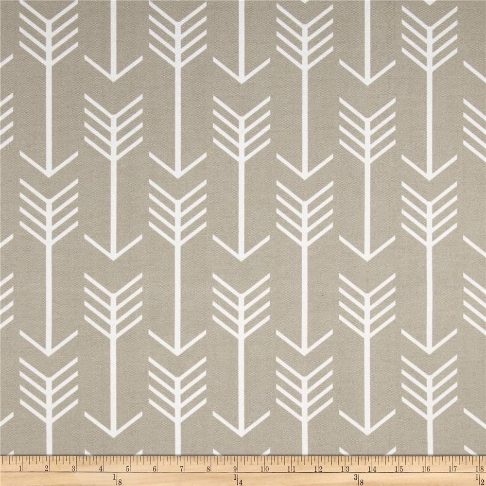 Premier prints arrow indoor outdoor beech wood discount for Fabric purchase