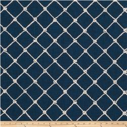 Fabricut Ticket Diamond Navy