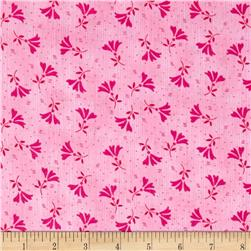Small Trumpet Flower Pink