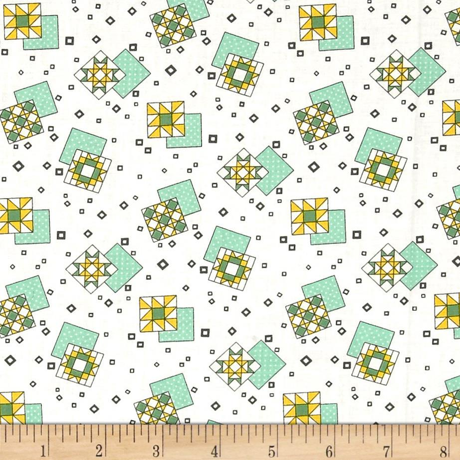Sew special patches green discount designer fabric for Cheap sewing fabric
