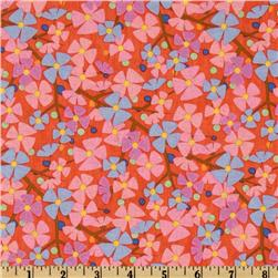 Fern Valley Small Floral Coral