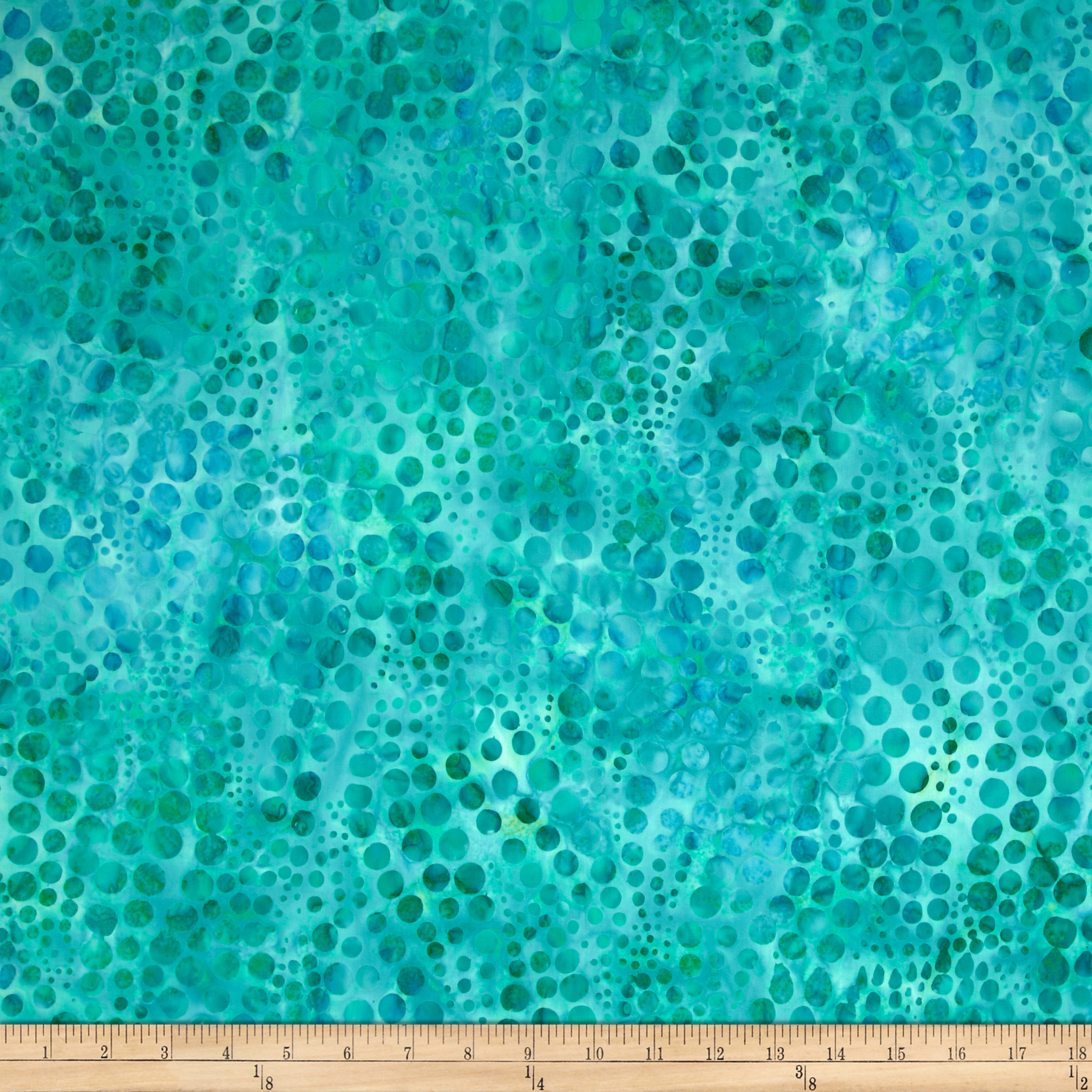 Artisan Batiks Color Source 4 Bubbles Spa Fabric