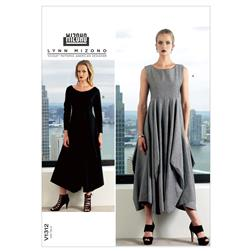 Vogue Misses' Dress Pattern V1312 Size B50