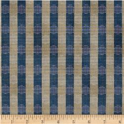 Windham Settlement Stripe Blue