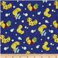 Kountry Kiddos Rubber Duckies Navy
