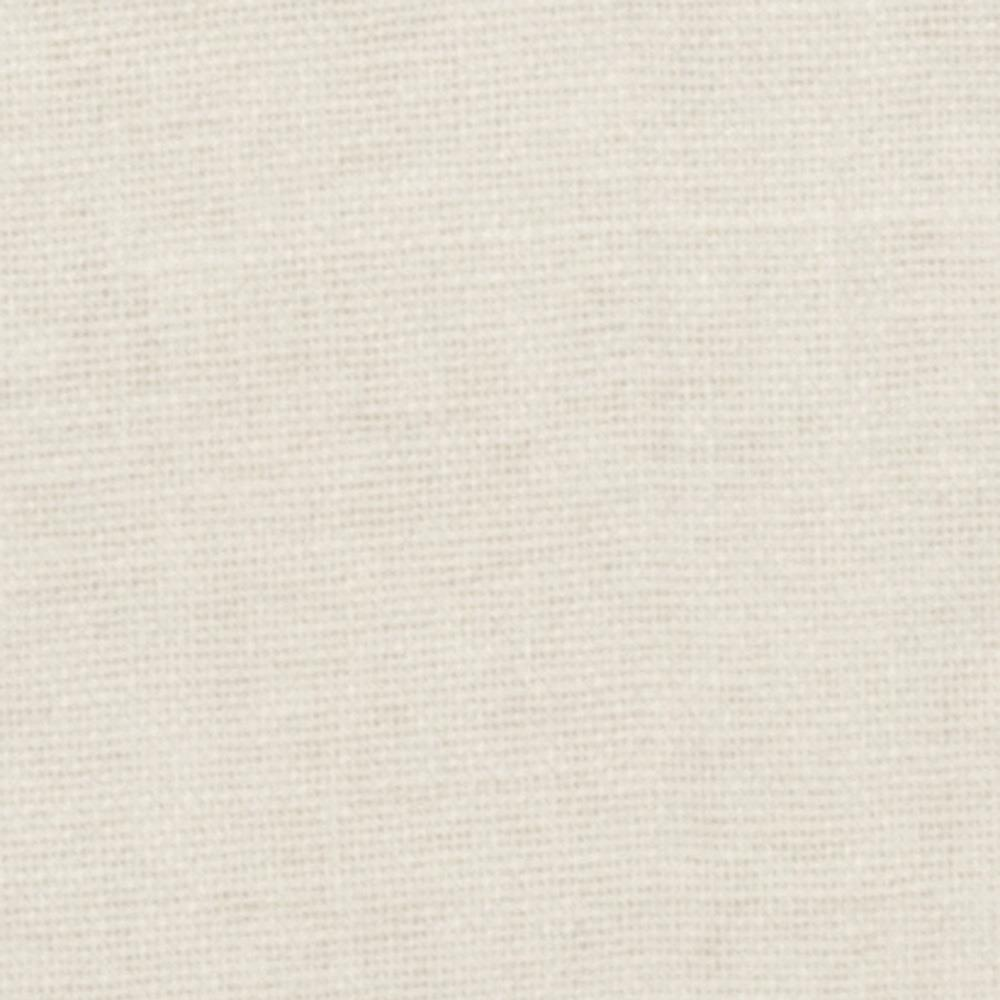 Jaclyn Smith Linen/Cotton Blend Vanilla