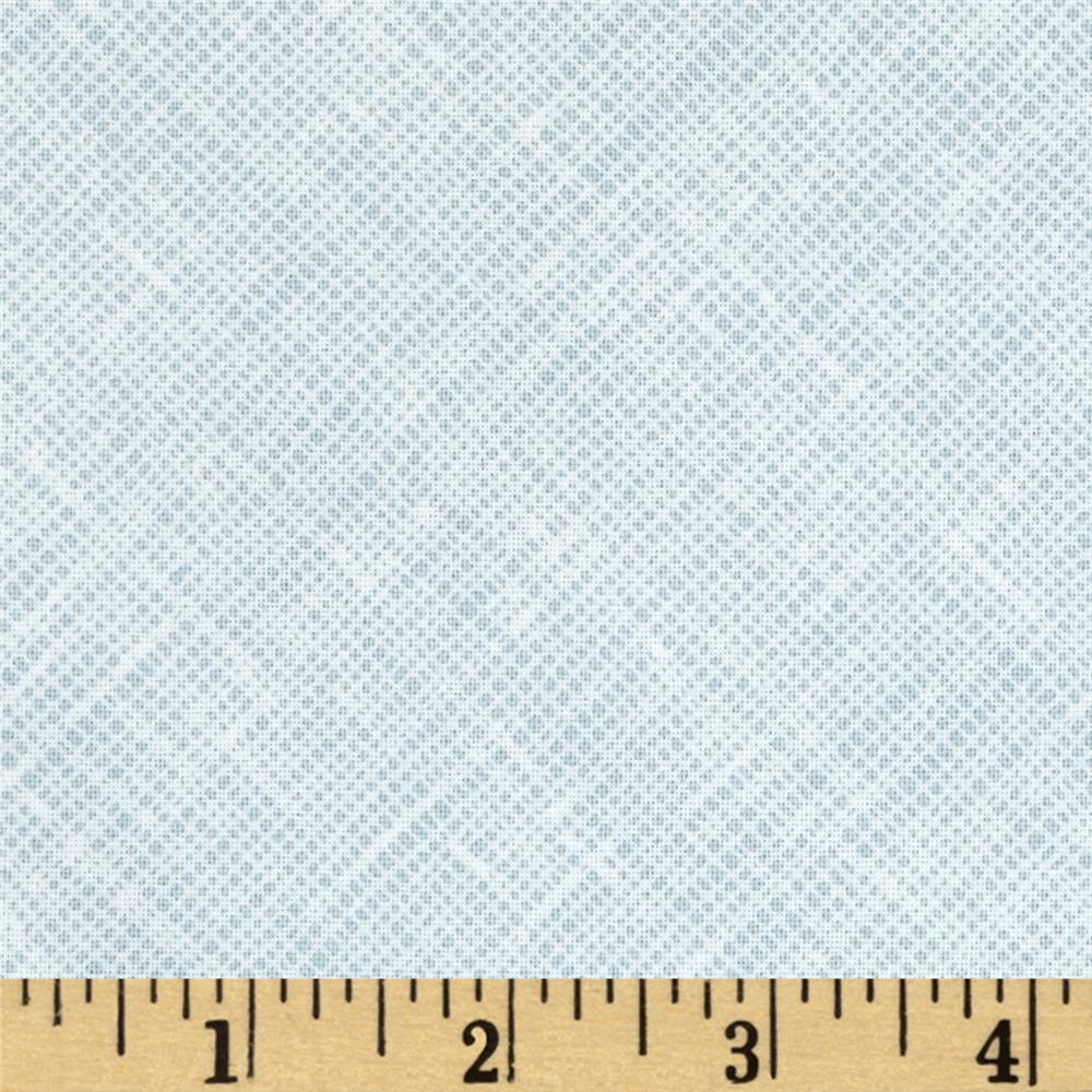 Architextures Grid Plaid Fog