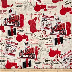 Remember When Irma Harding Ads/Tractors Cream