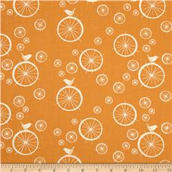 Birch Organic Mod Basics Birdie Spokes Orange