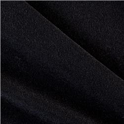 Poly Spandex Lightweight Jersey Knit Black